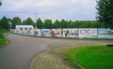 CTC-Germany-Bauzaunbanner